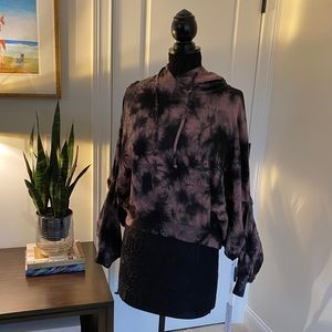 NWT Young Fabulous & Broke Tie Die Jogger Set